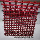 Добыча Wire Mesh, гофрированные проволочной сетки (КТ-630)