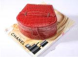 Empaquetado de cuero de las cajas de joyería de la caja del cuero de la joyería del terciopelo de la PU