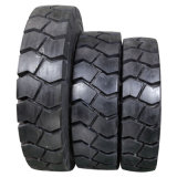 中国の製造業者の卸売のフォークリフトの空気タイヤ