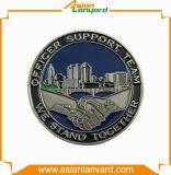 Moneda de la fabricación de metal de Diect de la fábrica