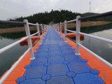 Puente al por mayor del cubo el pontón de flotación