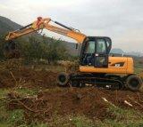 Xiniu 농업 농장 사탕수수 굴착기 로더
