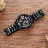 Вахта браслета многофункционального Wristwatch способа стальной для людей