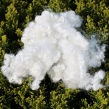 fibra di graffetta di poliestere di 15D*64mm per i cuscini di riempimento