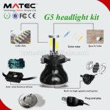 2PCS 80W 8000lm Hi/Lo Scheinwerfer H4 H13 9005 9006 des Träger-Auto-LED