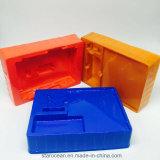 La bandeja del jabón de plástico caja de plástico de PVC / PP / plegable para mascotas