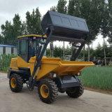 3000kg miniKipwagen met ZelfLader Fcy30s