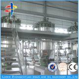 Máquina de la refinería del aceite de cocina del cacahuete/de la soja/de la rabina/del coco