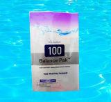 Bicarbonato de sódio do pacote pequeno para a piscina