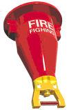 Keine Stromversorgung u. kein Supergeldstrafen-Puder-Feuerlöscher des Druck-300g