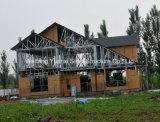Casa Prefab de Certificed do CE tão bonito para casa de campo viva