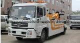 판매를 위한 Dongfeng LHD 도로 구조차 4*2 견인 트럭