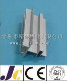 Perfil de aluminio anodizado chorreo de arena de la protuberancia 6005 T4 (JC-P-10116)
