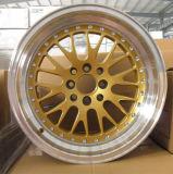 수리용 부품시장 합금 바퀴 변죽을 경주하는 15X9.0j Ccw 일본