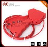 Cierre de acero multiusos del cable del bloqueo y de alambre del cable de Elecpopular