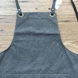 Fabricación lavable de encargo del delantal de la cocina de la lona del pato