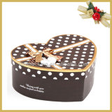 Heart-Shaped Schokoladen-Kasten-Nahrungsmittelkasten für das Verpacken