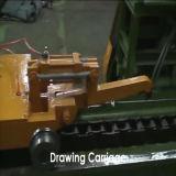 Barra do bronze e do Alu e máquina de desenho frio acorrentada Rod B