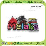 Aimants de réfrigérateur de ramassage de souvenir pour les cadeaux promotionnels personnalisés par Malaisie (RC-MA)