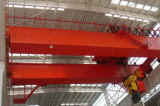 Qd 작업장을%s 전기 호이스트 드는 기계장치를 가진 모형 300/40t 두 배 광속 걸이 브리지 천장 기중기