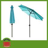 парасоль 7FT круглый с мотылевой ручкой