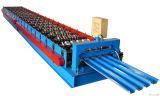 Tuile de toit ondulée en métal de fabrication formant la machine (XH750)