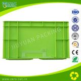 Transporte de envio do recipiente plástico do reboque de 400*300*230mm