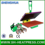 4in1 High Pressure Heat Press Machine voor T Shirt en Mugs