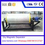 Séparateur magnétique, pré-séparateur permanent humide de tambour magnétique pour des minerais