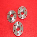 Pièces de bride usinées par métal