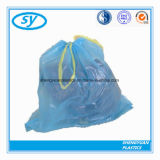 De plastic Multi Op zwaar werk berekende Vuilniszak Drawstring van de Kleur