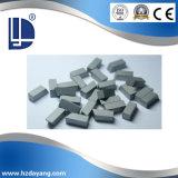 Gecementeerd Carbide voor OEM van de Klant Zegelring met het Oppoetsen