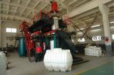 中国6キャビティ小さいプラスチックタンクブロー形成機械価格
