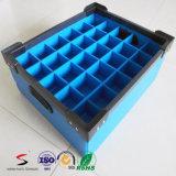 Da caixa plástica da folha de Twinwall caixa ondulada da placa dos PP