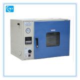 """horno del secado al vacío de 25L 250c (12X12X11 """") con el regulador programable y el flujómetro"""