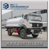 8000L Beiben 4X4 Fuel Tanker Truck