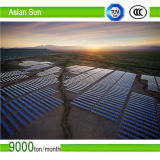 Sistema solar de alumínio da montagem fácil e eficiente instalar