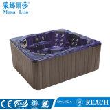 Monalisaマッサージの鉱泉(M-3340)のための正方形様式の浴槽