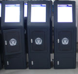 Senken Estación de acoplamiento para la policía de la aplicación de ley Cámaras digitales sin hilos del cuerpo 24 puertos con gerencia