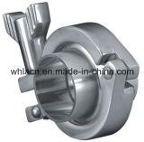 三クローバー衛生クランプフェルールを投げるステンレス鋼