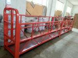 Plataforma accionada acero de Jinan China Zlp del fabricante