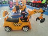 Neues Entwurfs-Auto-Form-Baby-Schwingen-Auto mit gutem Plastc Material-Großverkauf