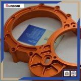 Piezas del aluminio del trabajo del CNC de la aduana