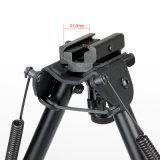 """Pistola 27 """" Bipod di caccia tattico Cl17-0028 del fucile degli accessori di Airsoft"""
