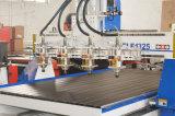 1325 multiCNC van de Machine van het Ontwerp Automtaic van Assen Multifunctionele 3D Houten Snijdende Router 5D met 4 Roterende Apparaten