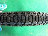 オートバイのタイヤ90/100-21