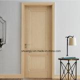 寝室の家具の木のドアデザインパネルの産業ドア