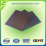 Pressboard de fibre de verre époxyde de 9334 Polyimide (pente H)