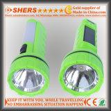 Torcia elettrica solare di 1W LED con l'indicatore luminoso dello scrittorio per caccia (SH-1937)