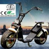 2017 новый большой самокат Citycoco Harley мотоцикла колеса 1000W электрический с Ce